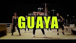 GUAYA - Wisin & Yandel (Coreografía ZUMBA) / LALO MARIN