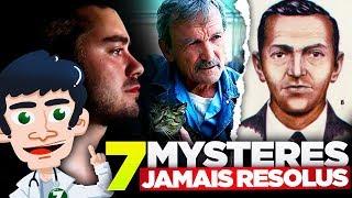 7 MYSTÈRES JAMAIS ÉLUCIDÉS ft DIDI CHANDOUIDOUI
