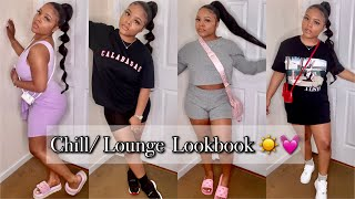 CHILL/LOUNGE LOOKBOOK 😎💙 | BOOHOO