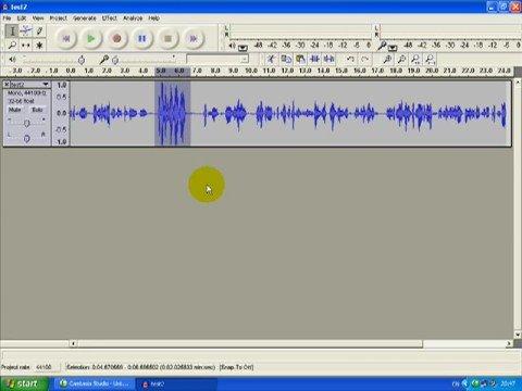 Tutorial del programa Audacity III | ESOTEC Blog de Paco ...