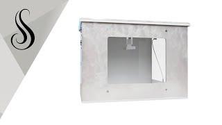 GemLightBox Aerial Turntable