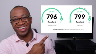 HOW I GOT 750+ CREDIT SCORE GOING INTO 2021