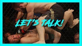 UFC 229 Recap - Khabib Nurmagomedov quasi parfait, la déception McGregor   Podcast La Sueur