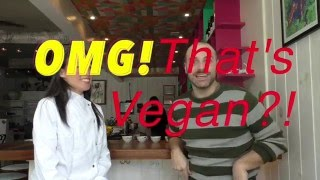 OMG! That's Vegan?! Can do with that Mandoo with Chef Liz Kwon
