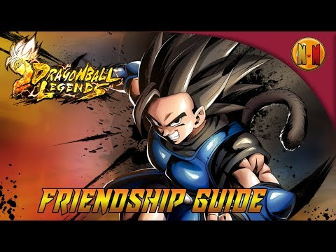 Fastest Way To Level Up Friendship DragonBall Legends