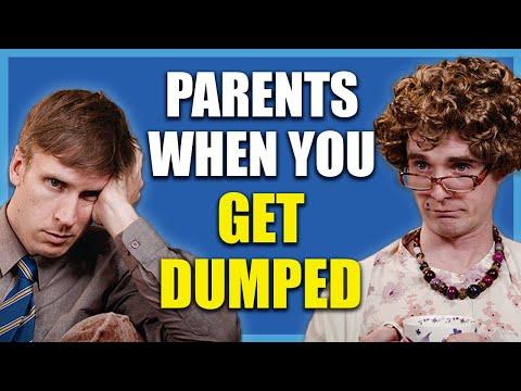 Jak reagují rodiče, když dostanete kopačky - Foil Arms and Hog