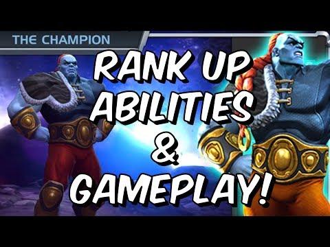 The Champion - Champion details