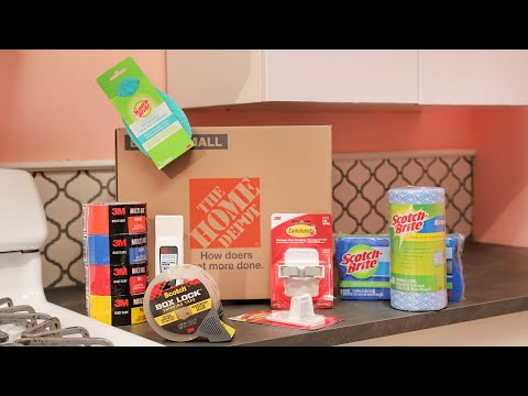 7 Moving Hacks That Will Make Your Life Easier // Presented by 3M