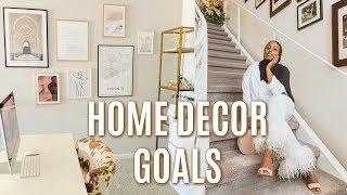 HOME OFFICE DECOR VLOG | Decorate With Me! | Aysha Harun
