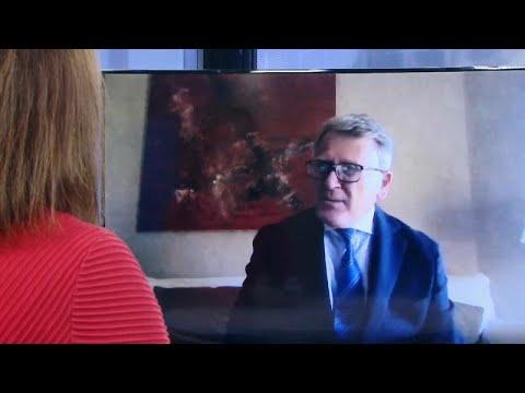Ο Επίτροπος Απασχόλησης στο Euronews