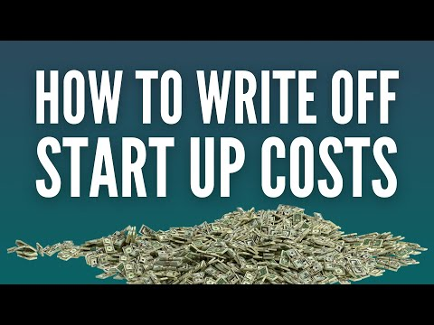 , title : 'How to Write Off Start Up Costs