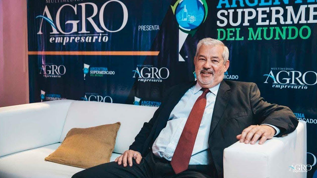 Jorge Vara - Ministro de Producción de Corrientes