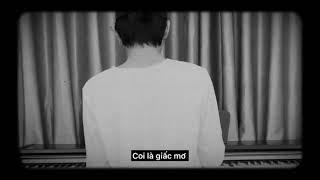 Thương Thầm - NB3 Hoài Bảo (Piano Version)   [OFFICIAL LYRICS VIDEO]