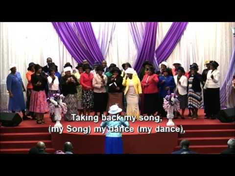I'M TAKING BACK - Deeper Life Bible Church Washington DC Adult Choir & Orchestra
