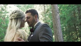 Julia & Eric Wedding Film / Forest House Lodge Foresthill, CA #weddingvideography