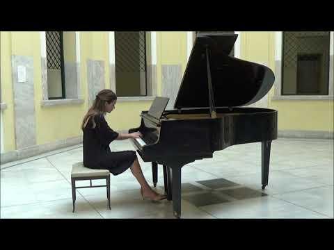 Ζαβουδάκη Ειρήνη Sonate op 13 a'part Beethoven