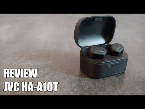Review JVC HA-A10T Nuevos Auriculares totalmente inalambricos TWS 2019
