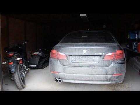 BMW 520i Turbo F10 N20 60-160km/h - смотреть онлайн на Hah Life