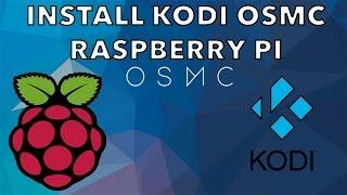Raspberry Pi OSMC Media Player - Музыка для Машины