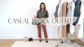 Casual Work Outfits | Office Style