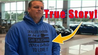 Here's how I got SCAMMED when buying a car.