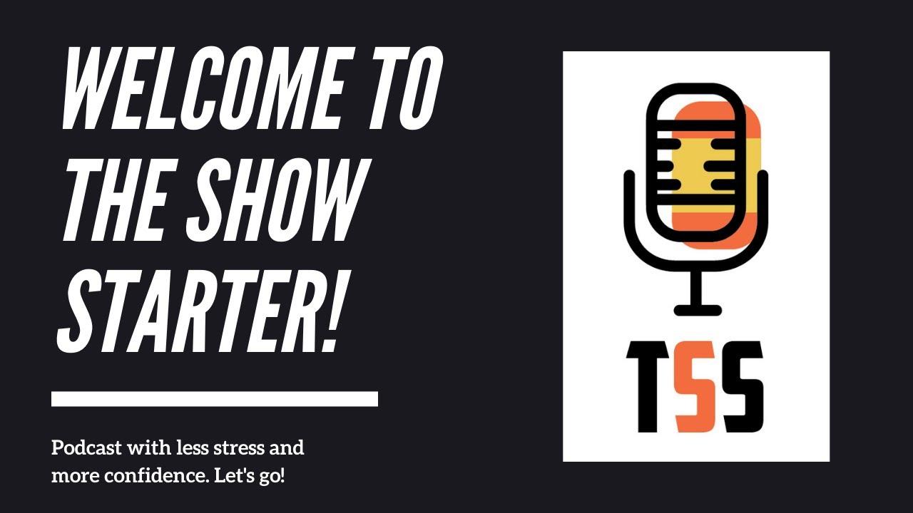The Show Starter trailer