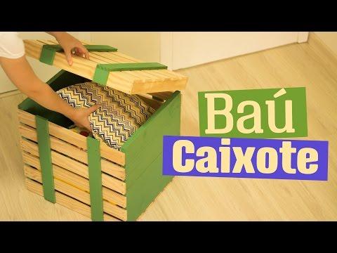 Baú Caixote
