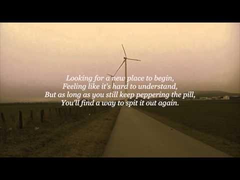 Alex Turner - It's Hard to Get Around The Wind (lyrics)