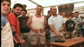 Carrera De Galgos Feria (Fuentes De Andalucia) Otravoz.com Producciones
