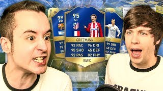 ABSOLUTELY EMBARRASSING!! - FIFA 17 PACK OPENING TOTS
