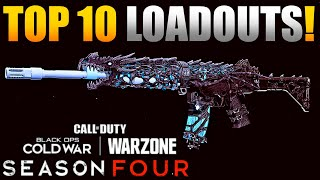 Top 10 Loadouts in Warzone After Mid-Season 4 Weapon Overhaul | Best Weapons & Class Setups/Loadouts
