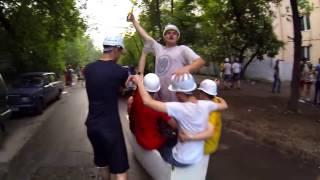Тазы и Каски 2013 МГТУ [Official Video]