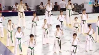 Открытие 6 го Чемпионата мира по шинкиокушинкай каратэ