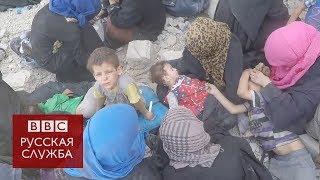Сироты Мосула - дорогая цена победы над джихадистами