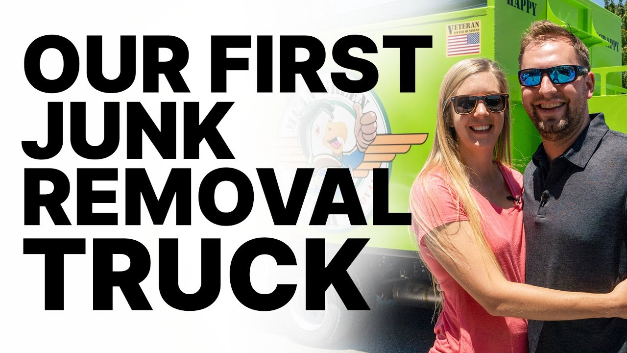 Military Family goes ALL IN on Junk Removal Business