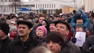 Гомель всколыхнул «Марш возмущенных белорусов»  на митинг вышли 2 тыс  человек