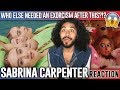 Sabrina Carpenter - In My Bed | MV REACTION |