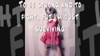 Sweet Silver Lining  <b>Kate Voegele</b> Lyrics