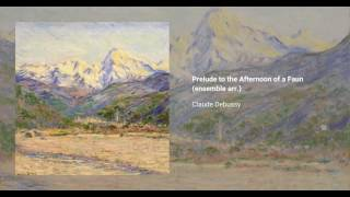 Prelude to the Afternoon of a Faun (ensemble arr.)