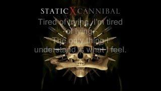 Static X - The only (lyrics)