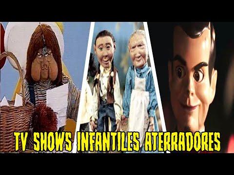 7 TV Shows Infantiles Perturbadores Que Causaron Pesadillas