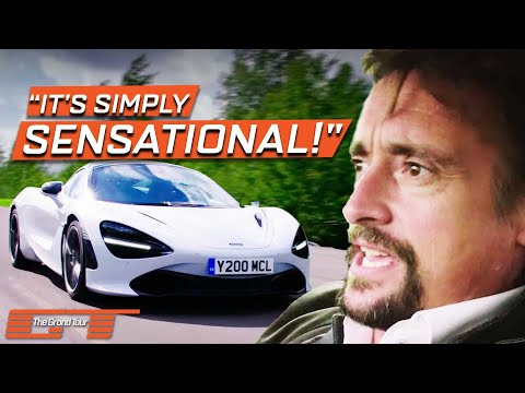 richard hammond destroys mclaren 720s by fueling it with water autoevolution. Black Bedroom Furniture Sets. Home Design Ideas