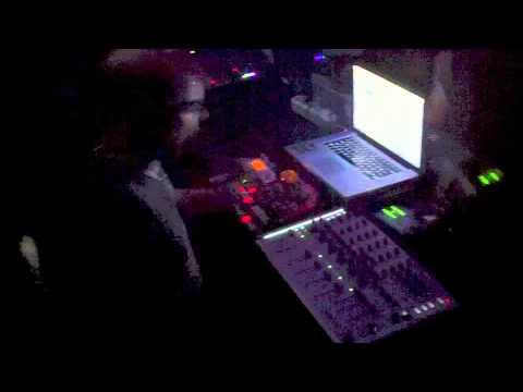 Knobs live! opening @ Rashomon Club! Hosted by KALEIDOlab || 30-03-2013