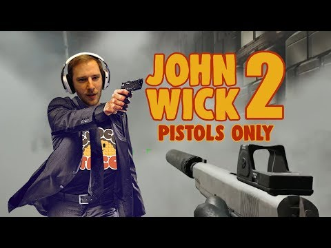 chocoTaco 挑戰只用小手槍吃雞