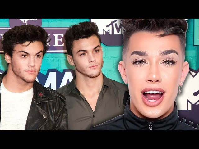 Dolan Twins Reacts To James Charles Drama With Jeffree Star & Tati Westbrook