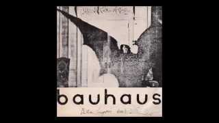 "Bela Lugosi's Dead - Bauhaus (1979) full 12"" Single"