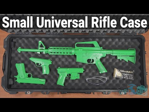 Small Universal Rifle Case (Gen 2) - Featured Youtube Video
