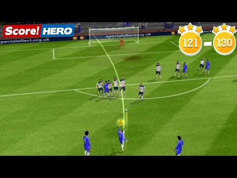 Score! Hero - Level 121-130 - 3 Stars
