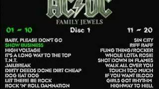 AC/DC - Show Business 1975 (Audio Only)