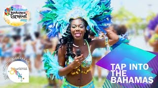 Tap Into The Bahamas | Bahamas Carnival Diary 2015! | Season 1 Ep 6